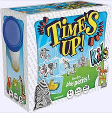 Time's Up Kids (Asmodee) (TOP 10 jouets Noël 2015)