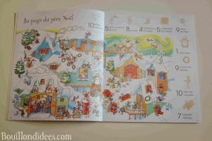 1 001 choses de Noël à trouver (Editions Usborne)