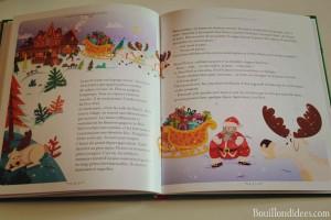 Idées lecture pour attendre Noël livres Contes extraordinaires Larousse 3 Bouillondidees