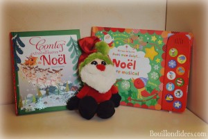Idées lecture pour attendre Noël livres petits et grands Bouillondidees