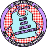 RDV bebe gourmand bergamote family