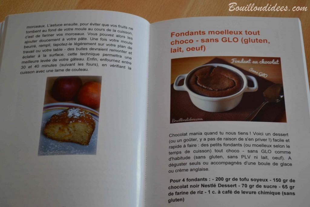 Blook, le livre du blog Bouillondidees via Blookuprecette