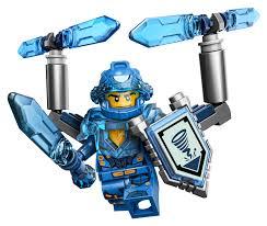 LEGO les Nexo Knights chevalier