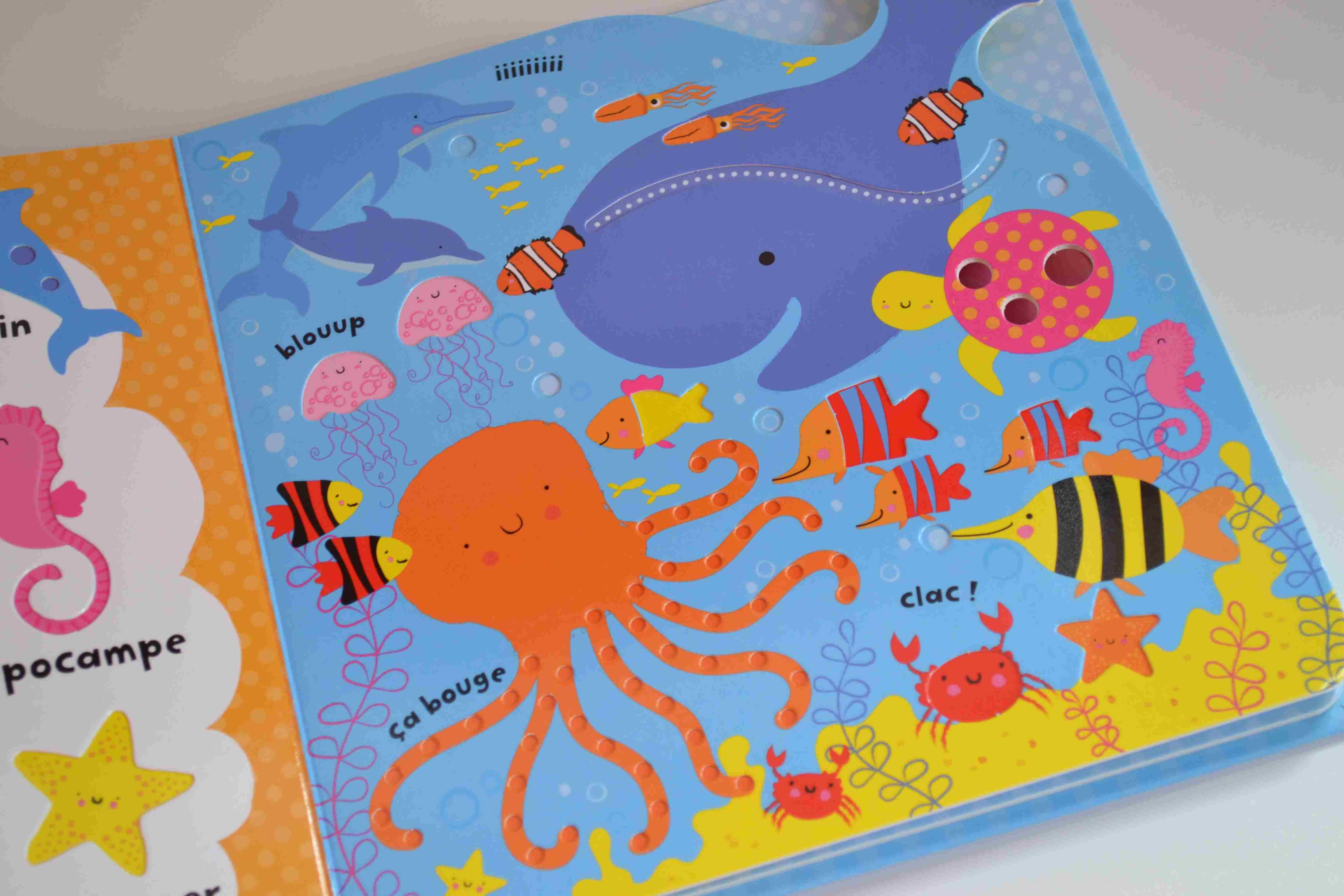 Nos Idees De Lecture Livres A Toucher Pour Bebe 1 2