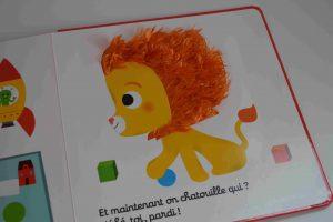 Livres à toucher premiers livres bébé C'est l'heure des chatouilles (Éditions Petit Nathan)Bouillondidees 3