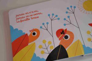 Livres à toucher premiers livres bébé La famille Tortue (Petit Nathan) Bouillondidees 11