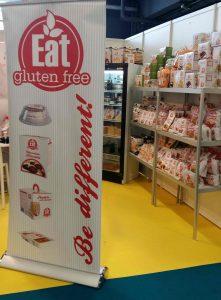 coup de coeur SAAPS (salon des allergies alimentaires et produits sans) Eat gluten free sans gluten