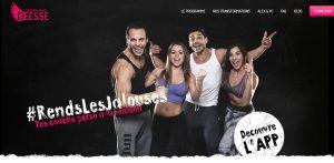programme déesse (top body challenge et cie) #rendslesjalouses