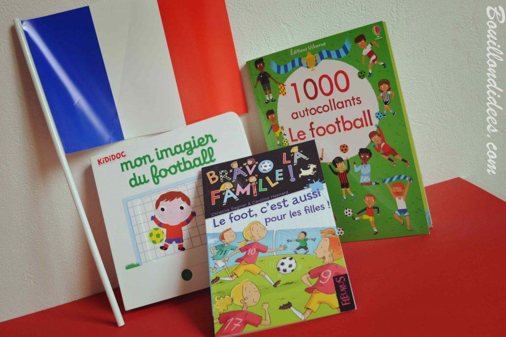 Idées de lecture Foot - spécial Euro 2016