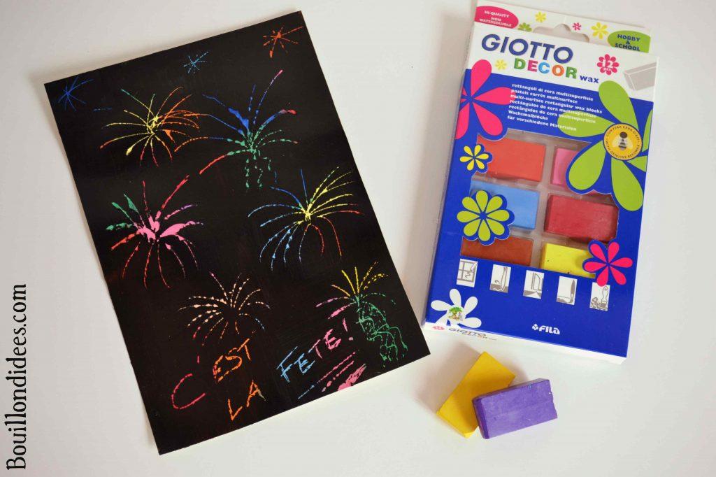 12 activités à faire cet été avec les enfants : Créer et dessiner sur des cartes à gratter