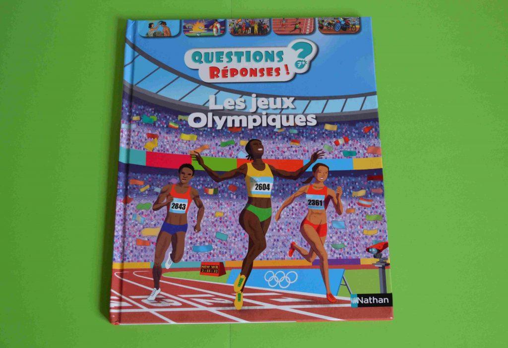 Les Jeux Olympiques (Questions Réponses, Nathan)