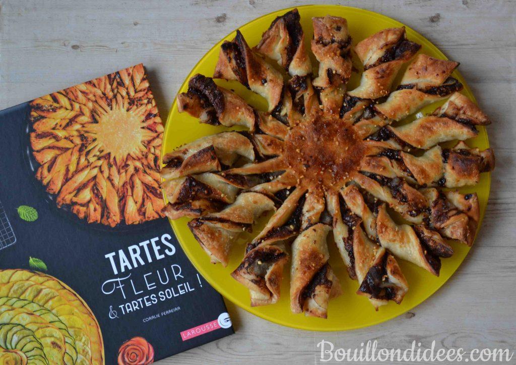 Tarte Soleil Chocolat Nocciolata Poires Pralin (sans gluten, sans PLV - sans lactose)