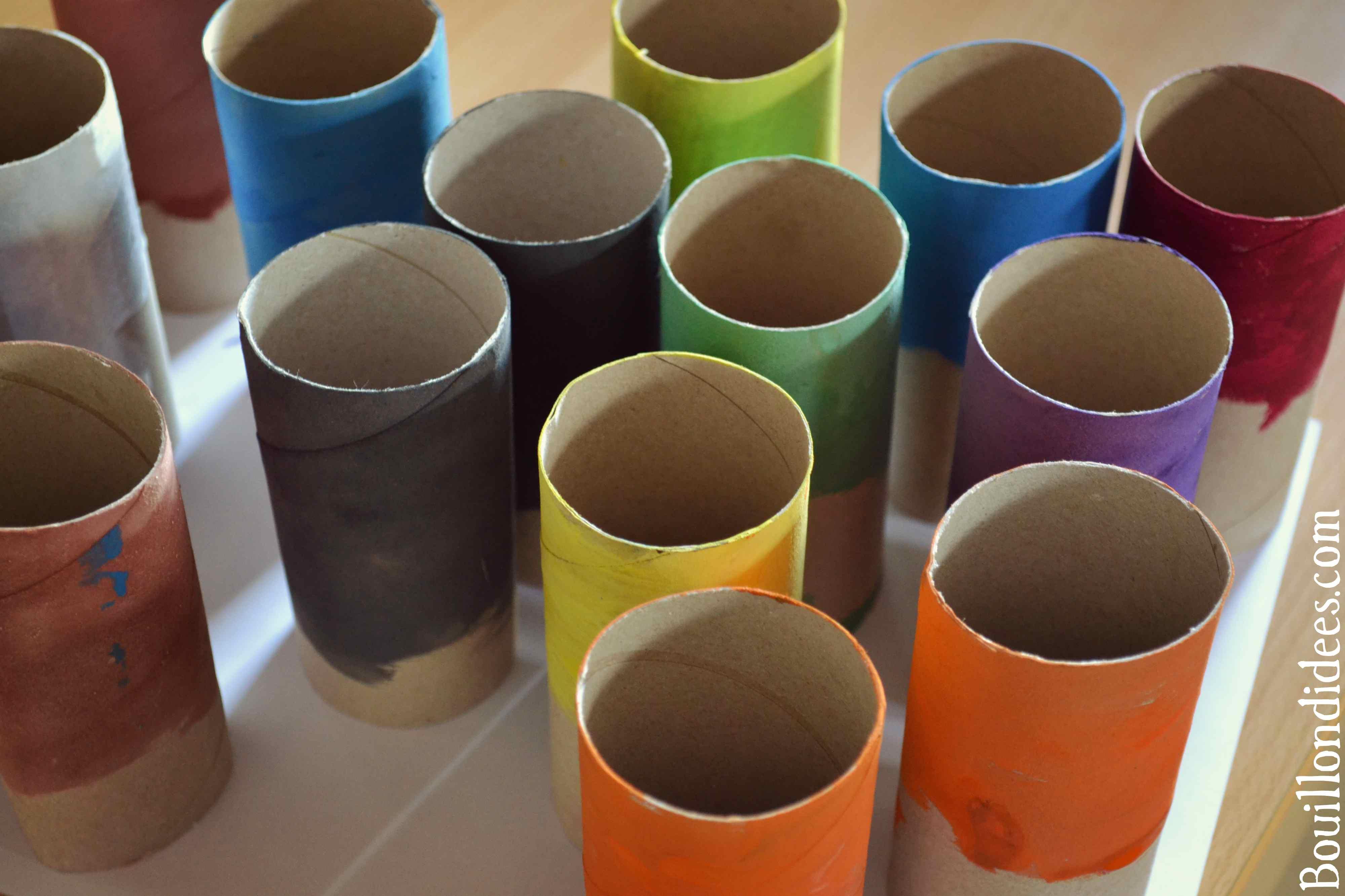 cr er un pot crayons diy rentr e rangement. Black Bedroom Furniture Sets. Home Design Ideas