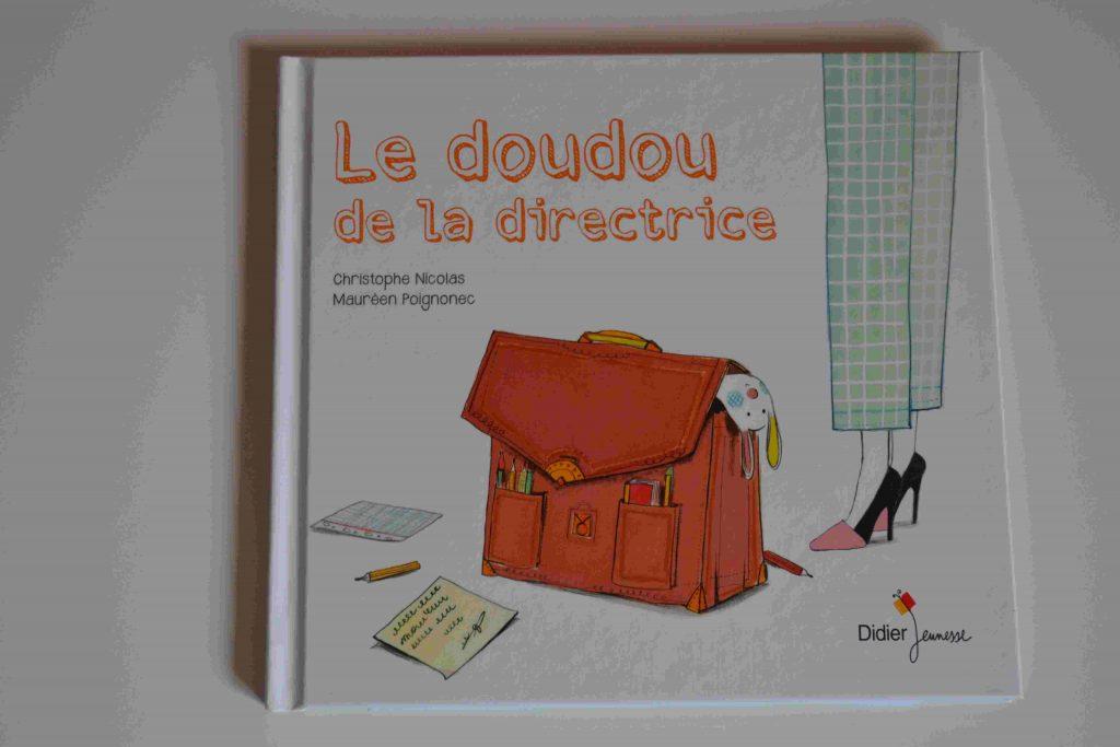 idees-de-lecture-pour-la-rentree-scolaire-ecole-le-doudou-de-la-directrice-didier-jeunesse-bouillondidees