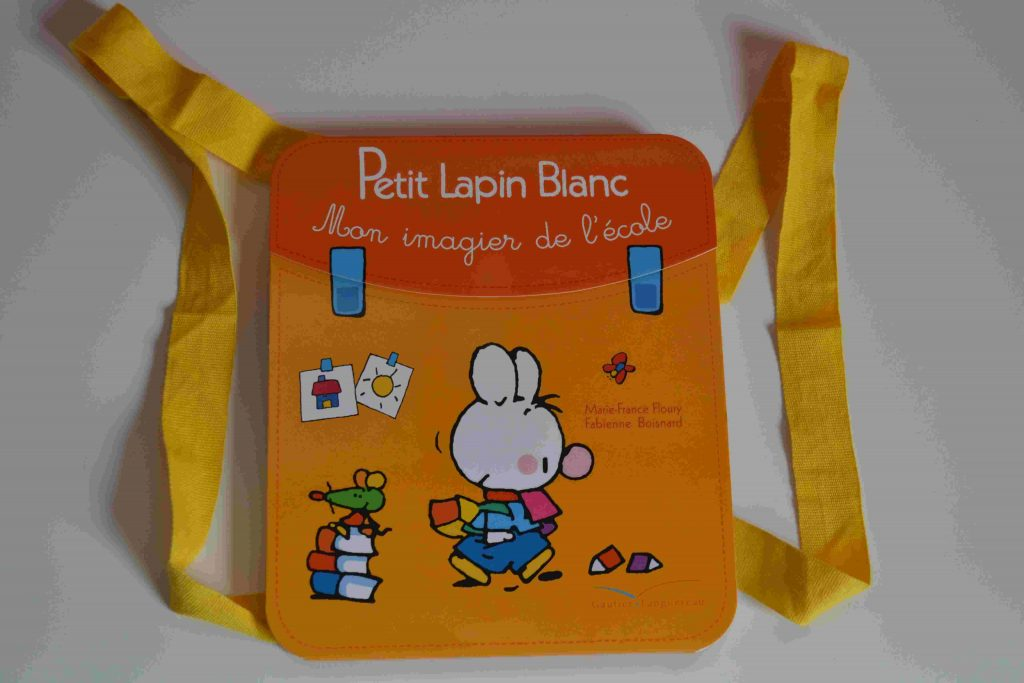 idees-de-lecture-pour-la-rentree-scolaire-ecole-petit-lapin-blanc-mon-imagier-de-lecole-gautier-languereau-bouillondidees