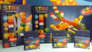 Les briques lumineuses STAX
