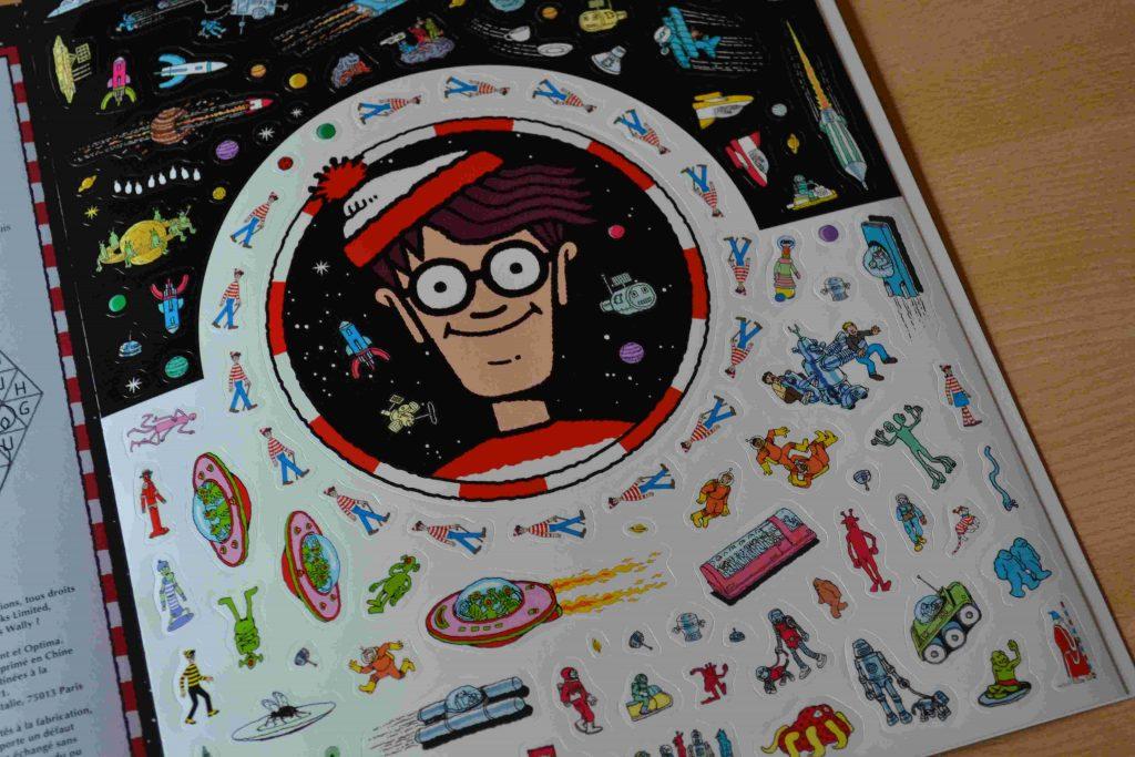 Où est Charlie ? Livre d'activités - Dans l'espace (éditions Gründ)
