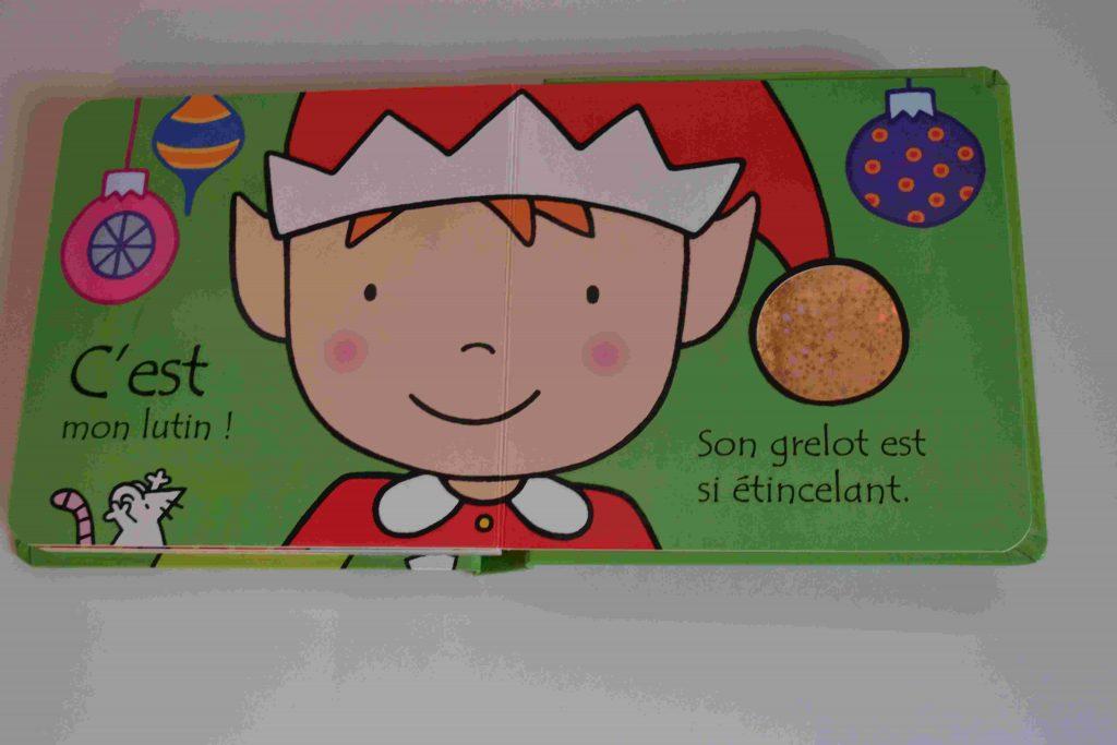 Les tout Doux d'Usborne - Où est mon lutin ? (Usborne) Nos idées lecture des livres pour plonger bébé dans l'ambiance de Noël Bouillon d'idées