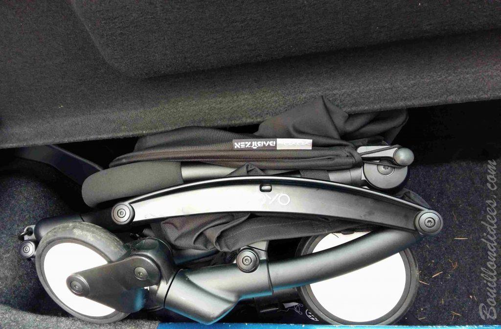 La poussette compacte et citadine YOYO + : le top pour voyager avec bébé (1/2)