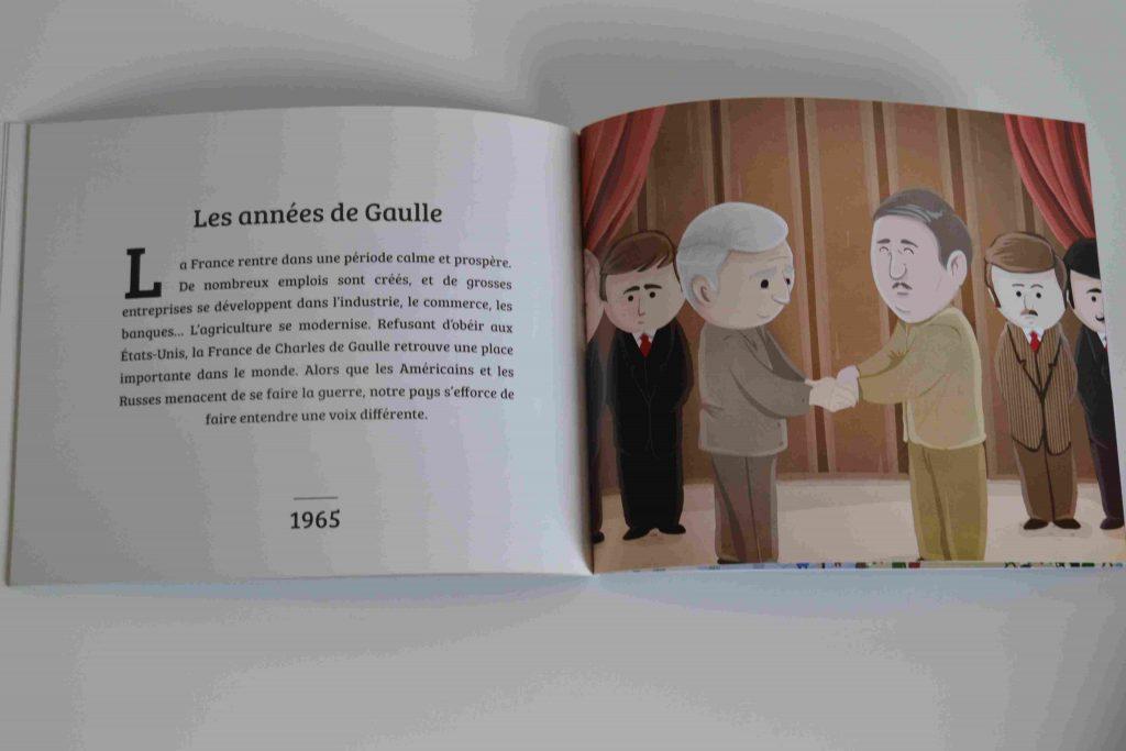 Les petits livres ludiques de Quelle Histoire : De Gaulle