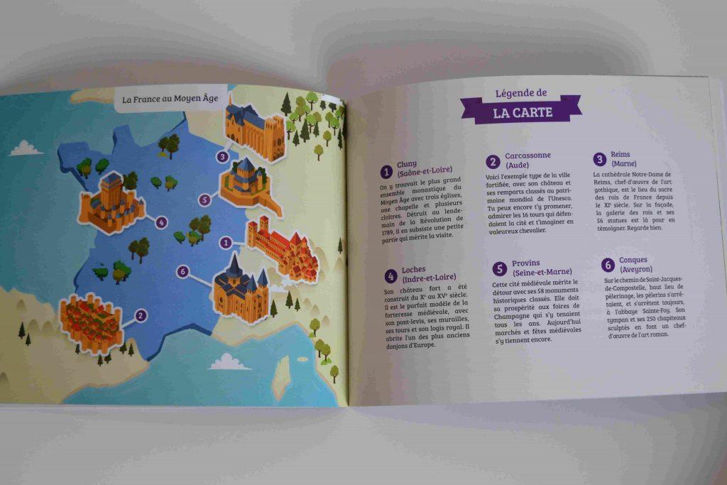 Les petits livres ludiques de Quelle Histoire : le Moyen-Age