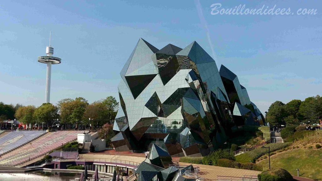 Notre visite au Futuroscope, en 3D : test, avis et conseils