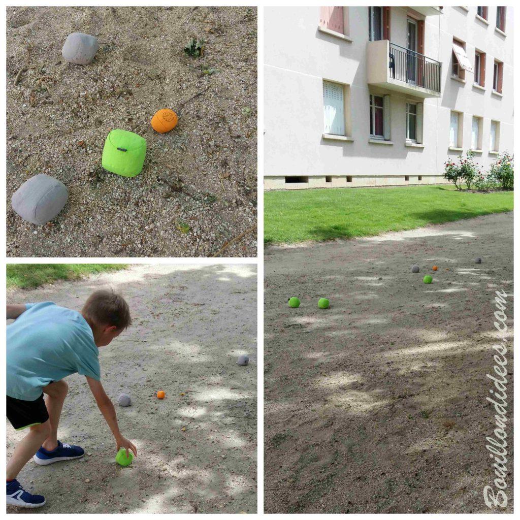 Ensemble Cross Boules - S'amuser en plein air avec les jeux Terra Kids HABA (Test & Avis)