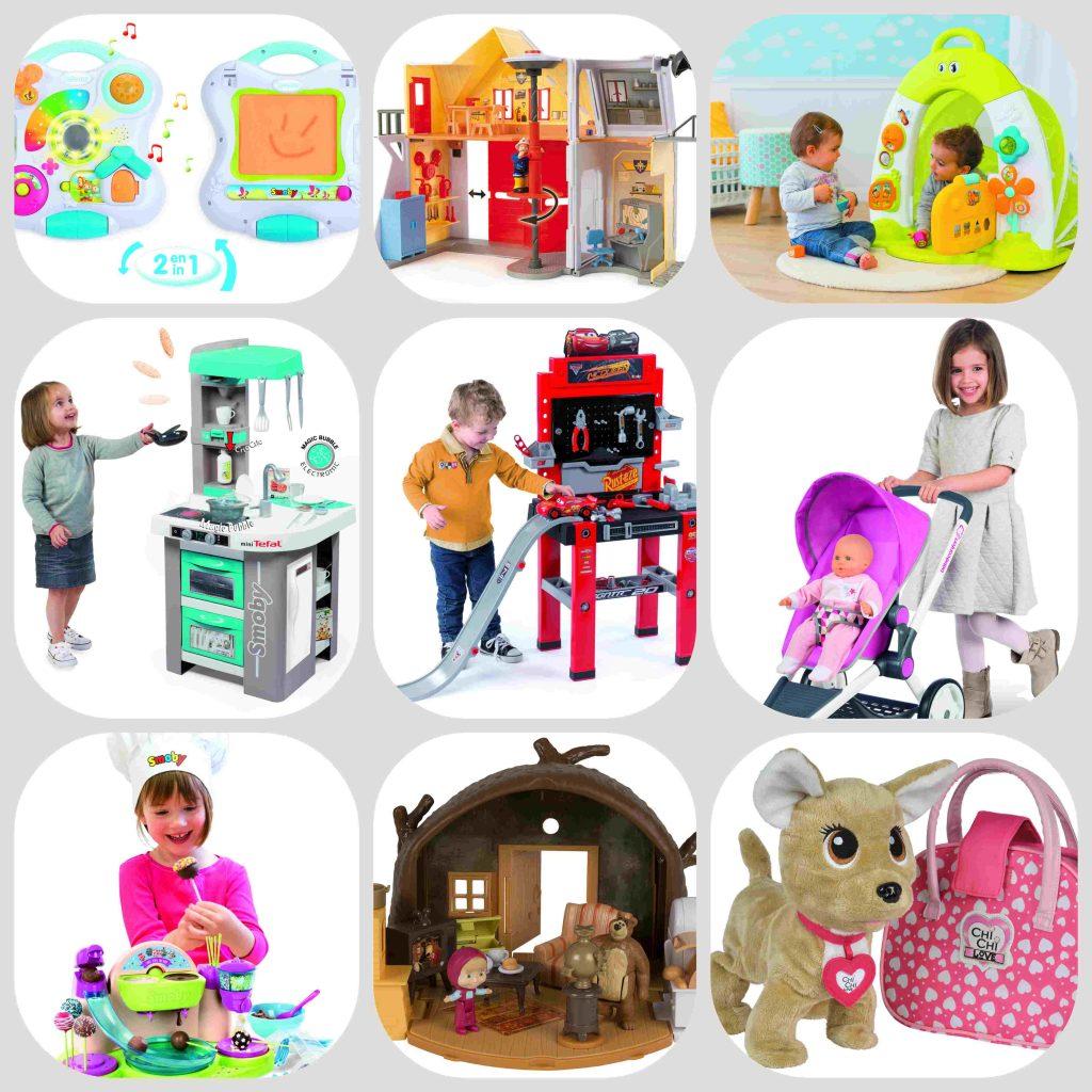 Dans les coulisses du fabricant de jouets Smoby - jouets stars TOP Noël 2017