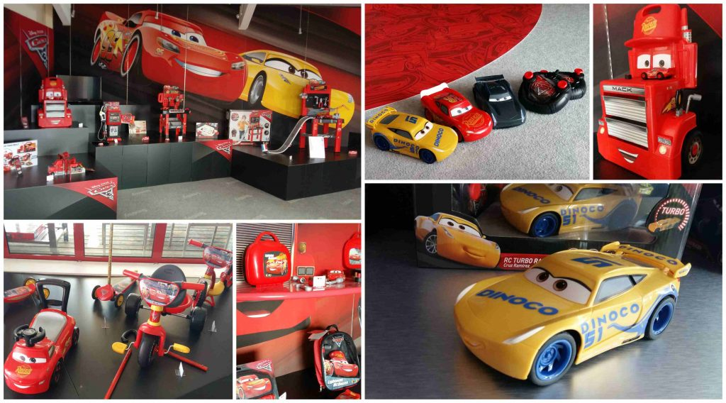 Dans les coulisses du fabricant de jouets Smoby - nouveautés Cars 3