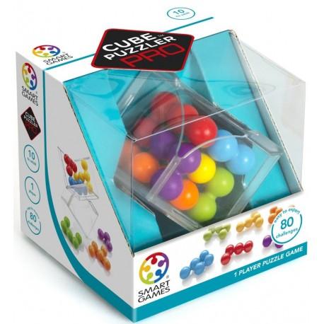 jeu logique Cube Puzzler Pro (Smartgames) - Mon Top Cadeaux de Noël 2018, pour garçons 8-10 ans - blog Bouillon d'idées