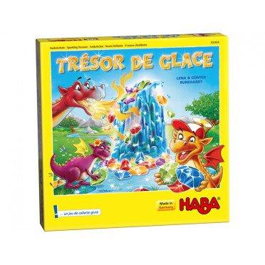 Trésor de glace (Haba) - Mon Top Cadeaux de Noël 2018, pour filles 3-5 ans - Blog Bouillondidees
