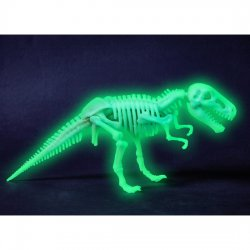 T-Rex phosphorescent (Terra Kids) - Mon Top Cadeaux de Noël 2018, pour garçons 8-10 ans - blog Bouillon d'idées