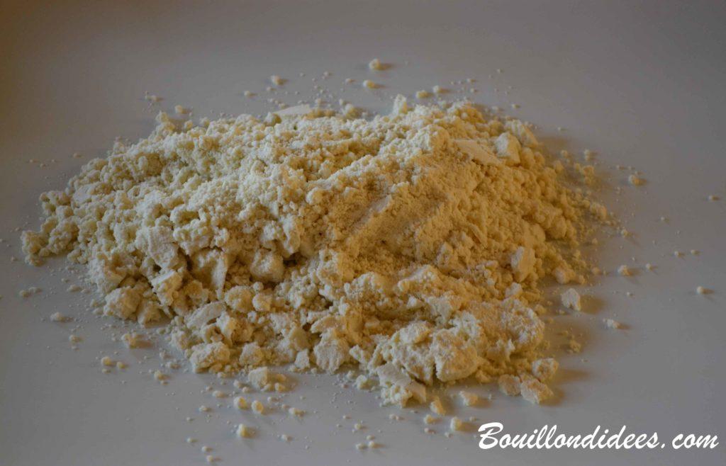 Fabriquer facilement du sable magique maison
