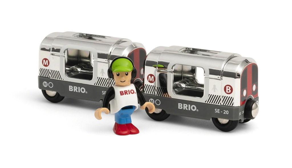 Métro édition spéciale 2020 BRIO