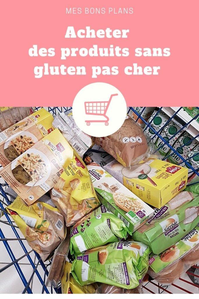 Acheter des produits sans pas cher