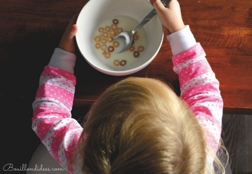 Mon enfant a des allergies alimentaires Témoignage